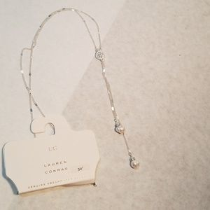 d8f30d7ef0a73 LC Lauren Conrad Jewelry - LC Lauren Conrad Freshwayer Pearl Lariat Necklace